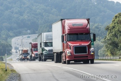 Commercial Driver's Licence in BC