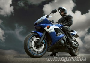ICBC Motorcycle Knowledge Test