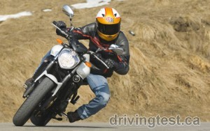 New Brunswick Motorcycle Practice Test – Class 6 Motorcycle Licence