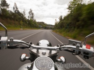 Quebec Motorcycle Practice Test – Class 6R Learner's Licence