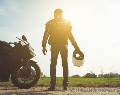 Saskatchewan Motorcycle Practice Test